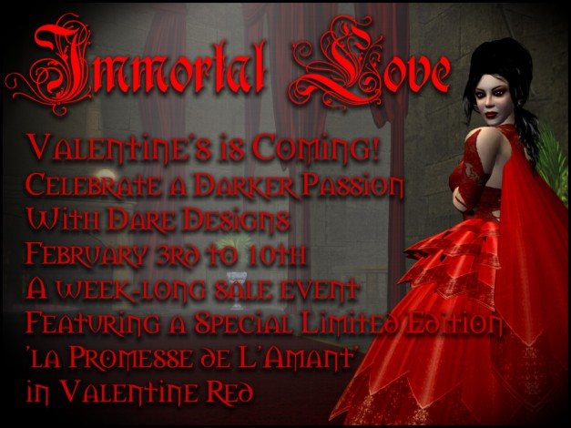 Immortal Love poster
